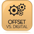 Offset Vs Digital